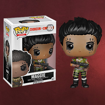 Evolve - Maggie Mini-Figur