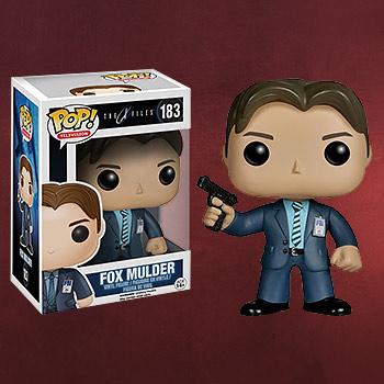 Akte X - Fox Mulder Mini-Figur