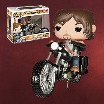 Walking Dead - Daryl Dixon Figurenset