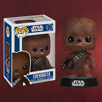 Star Wars - Chewbacca Mini-Figur