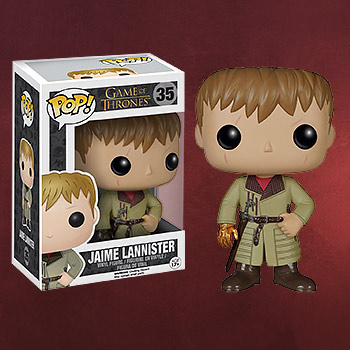 Game of Thrones - Jaime Lannister mit goldener Hand Mini-Figur