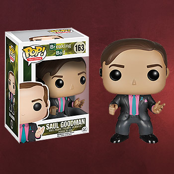 Breaking Bad - Saul Goodman Mini-Figur