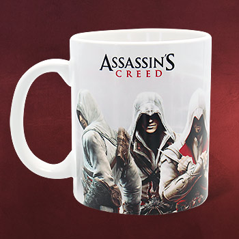 Asssassins Creed - Group Tasse