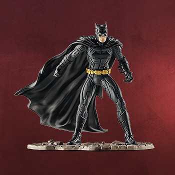 Batman - Comic Figur kämpfend