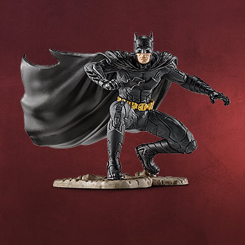 Batman - Comic Figur kniend