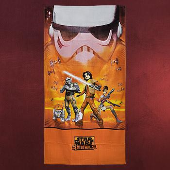 Star Wars - Rebels Strandtuch