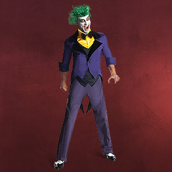 Batman - Gotham City Joker Kost�m
