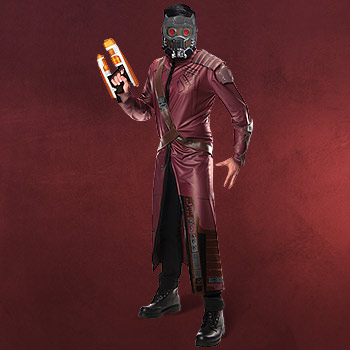 Guardians of the Galaxy - Star-Lord Kost�m f�r Erwachsene