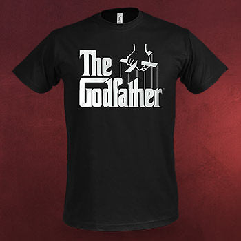 Der Pate - Godfather T-Shirt schwarz