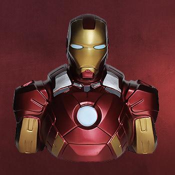 Iron Man - Marvel Spardose