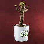 Guardians of the Galaxy - Dancing Baby Groot Electronic Figur