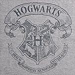 Harry Potter - Logo T-Shirt grau