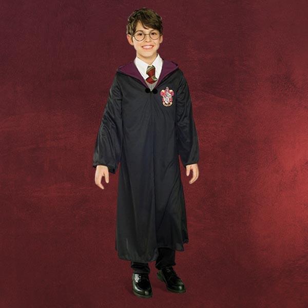 Harry Potter Robe für Kinder, Zauberer Umhang mit ...
