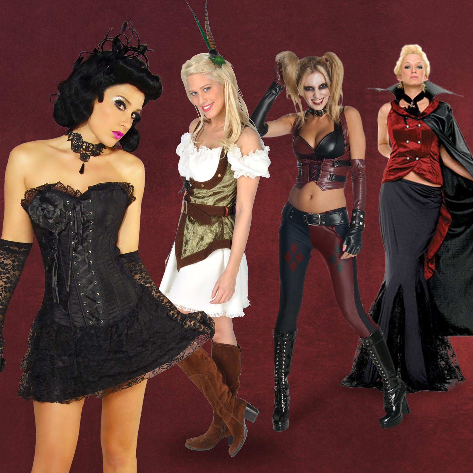 sexy kost me kleider damen kurz f r karneval party disco. Black Bedroom Furniture Sets. Home Design Ideas