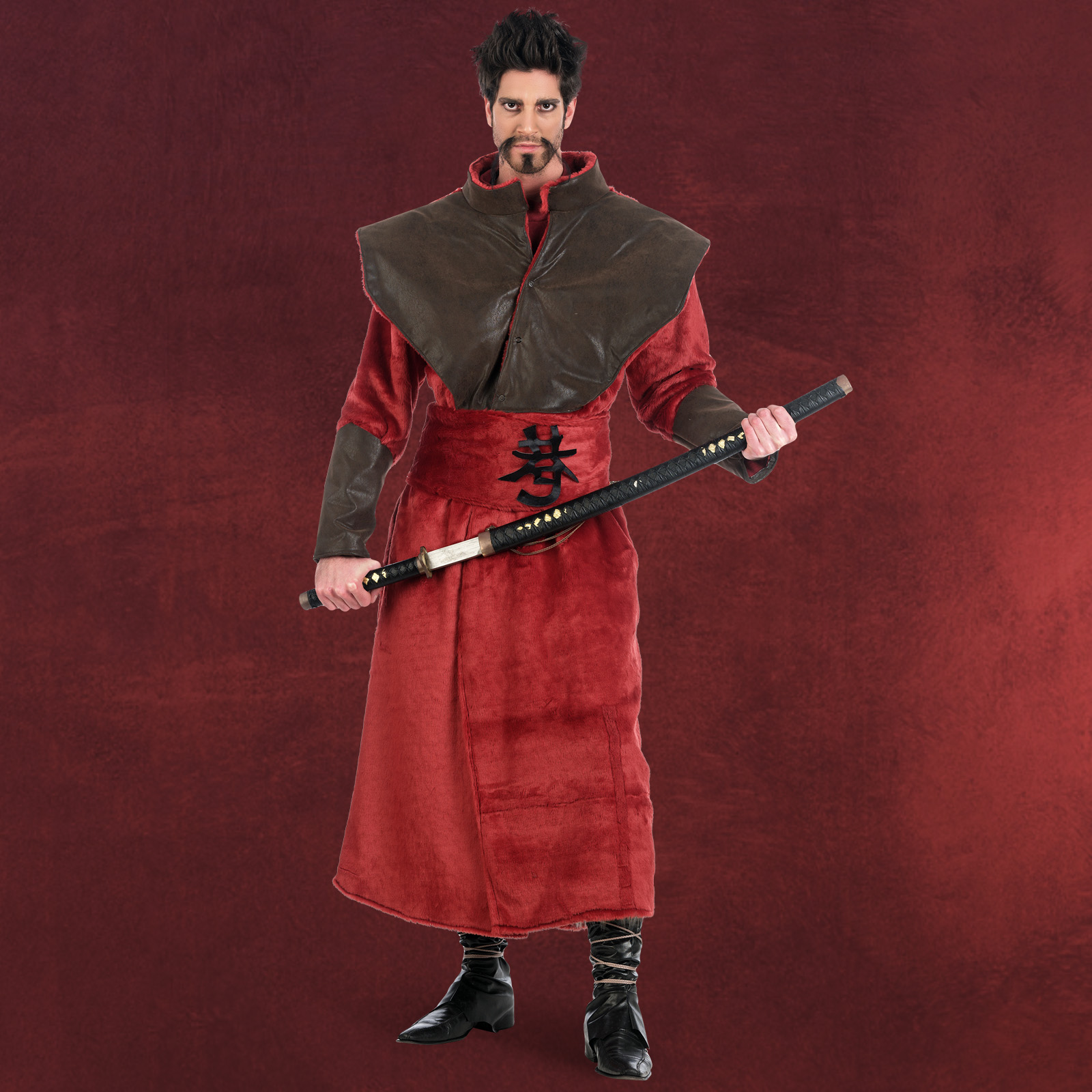 herren fasnachtskost m samurai in ebikon kaufen bei. Black Bedroom Furniture Sets. Home Design Ideas